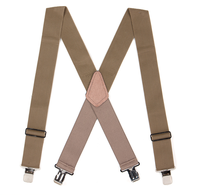 Factory Price Wholesale Fashion men Cotton Belt Dress Suspender
