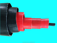 "Working pressure 150psi~420psi TPU lay flat hose,1""-"",4"""