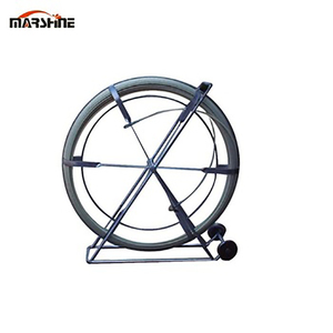Fiberglass Snake Duct Rod Rodder Cable Wire Rope Pusher
