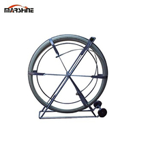 Fiberglass Snake duct Rod wire rope pusher