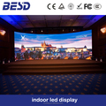 Indoor light weight die-casting aluminum LED display P3.91 P4.81 stage background rental video display
