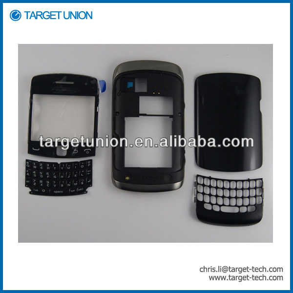 Hot sale for blackberry curve 9360 housing with best price