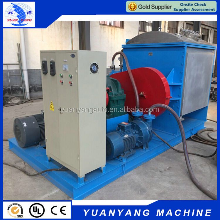 2000L screw extruding CE approved Double Z blade Sigma Mixer and Kneader