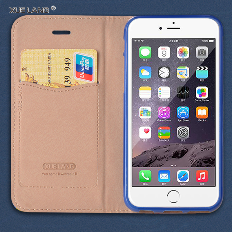 2016 New design Universal PU leather phone wallet case for samsung j7 credit card case with stand
