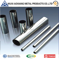 High Quality Seamless 201 Stainless Steel Pipe And Tube For Pole Dancing Home Depot