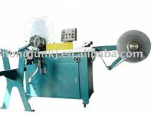 Flexible aluminum tube making machine