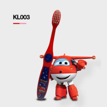 Superwings Cartoon kids toothbrush