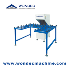 Low Price Plain Glass Edging Machine for Insulating Window Glass Production