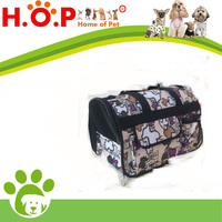 New arrival Durable Pet Cat\Dog Carrier Folding Poodle Cage Tote Bag Package Bag