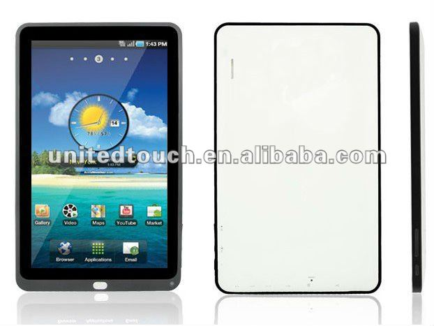 "10"" Android 4.0 Tablet w/ Capacitive Touch Screen 8GB Expandable Storage"