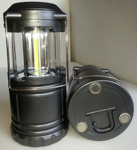 Ultra Bright Collapsible Camping Lantern Outdoor cob led work light