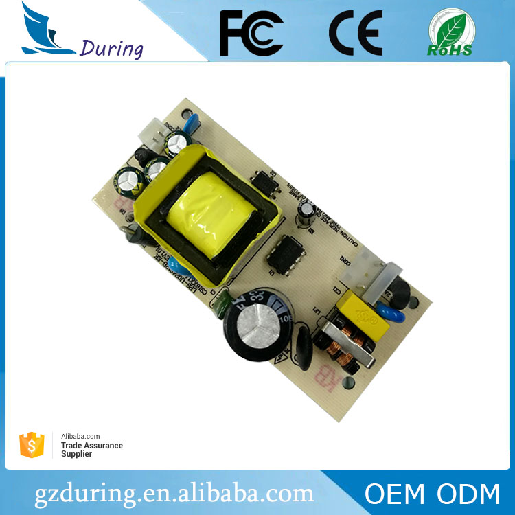 High quality OEM ODM open frame 24w dc power supply ac dc 220v 48v power supply with CE ROHS