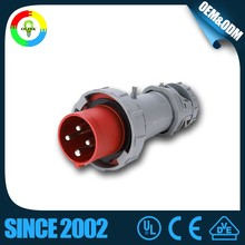 industrial ip67 solar plug socket 5p ip66 16a 380v for hazardous area
