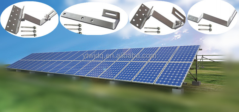 10kw solar panel system , solar panel roof mounting brackets , solar mounting hook
