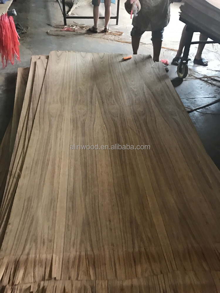 high quality natural teak plywood for furniture