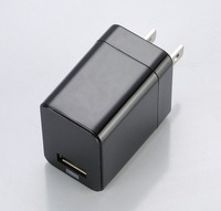 5V 2.1A 1USB portable universal mobile charger travel charger For Smartphone