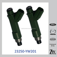 Performance Toyota Corolla Auto Fuel Injector Nozzle for 23250-YW201