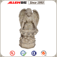 Factory price durable resin cheap angel statues wholesale