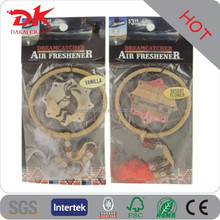 Free bulk car air fresheners/dream catcher air fresheners