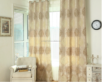 classical design factory price ready made free standing curtain