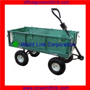 1840A High Quality Heavy Duty Folding Wagon Wholesale