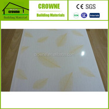 Cheap PVC Ceiling Tiles / PVC Ceiling Board / PVC Wall Panel Printed PVC Ceiling and Wall Panel