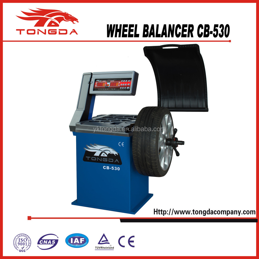 car wheel balancer/motorycle/used tire balancing