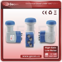 high gain new quad ku band lnb support HD digital