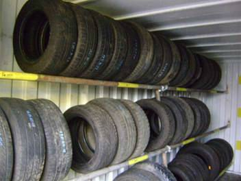 Automotive Scrap tyre