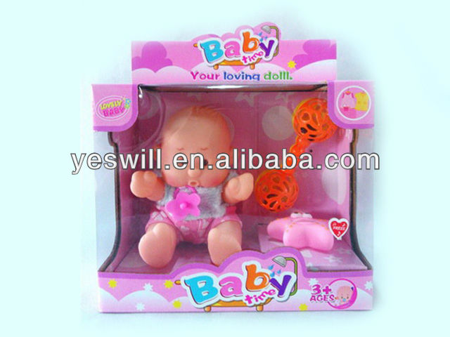 10'' reborn baby vinyl dolls with perfume and IC
