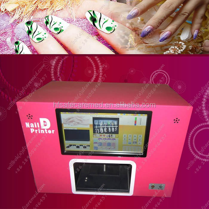 DIY Tips Digital nail d printer