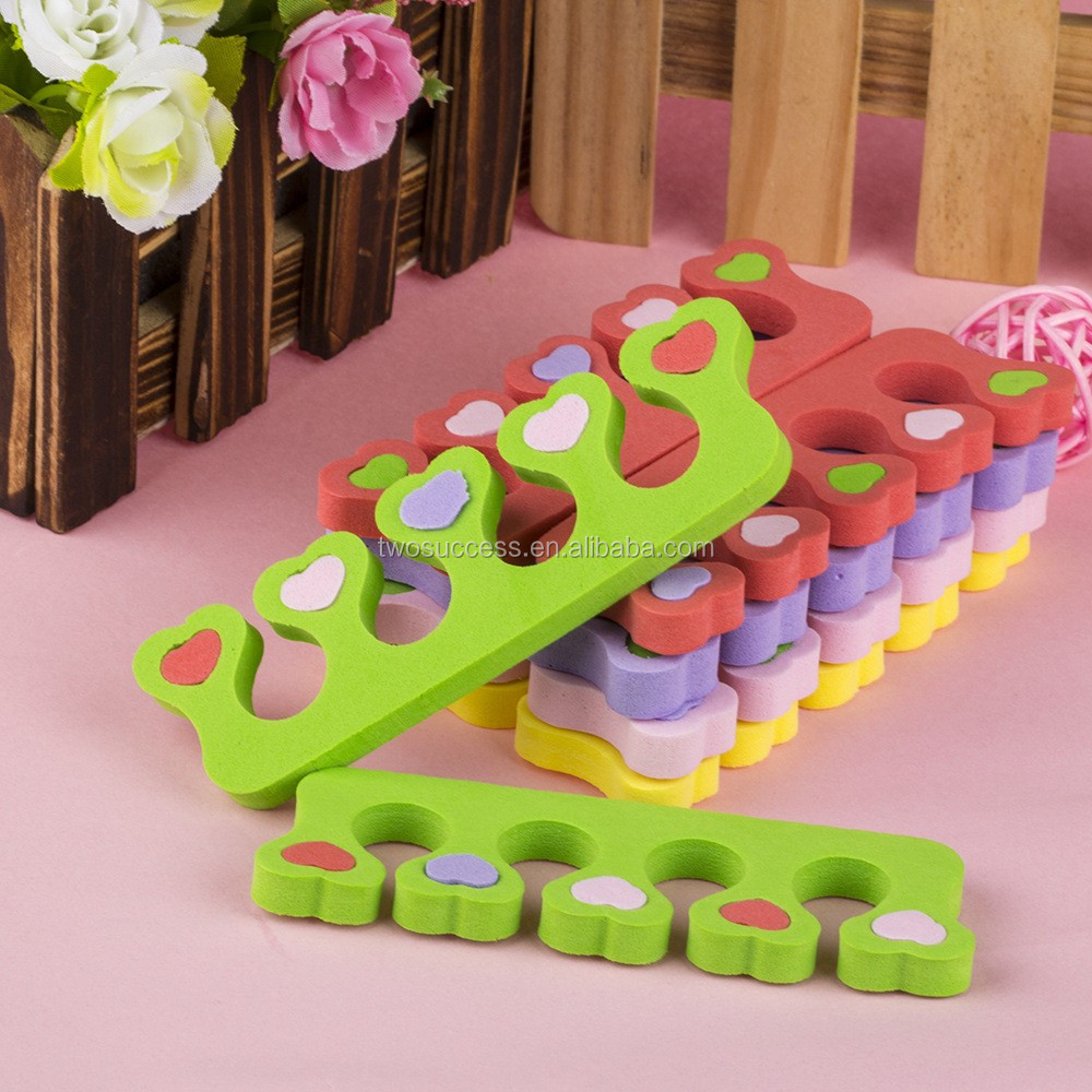cute shape Finger or toe Separators