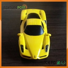 Creative Design Oil Tank Truck Racing Car USB Flash Drive, PVC Rubber Custom Logo Pendrive 8gb 16gb 32gb