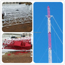 Mast movable signal mobile wifi tower