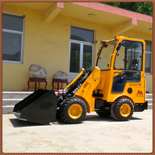 construction machine high cost performance articulated farms tractor front end wheel loader