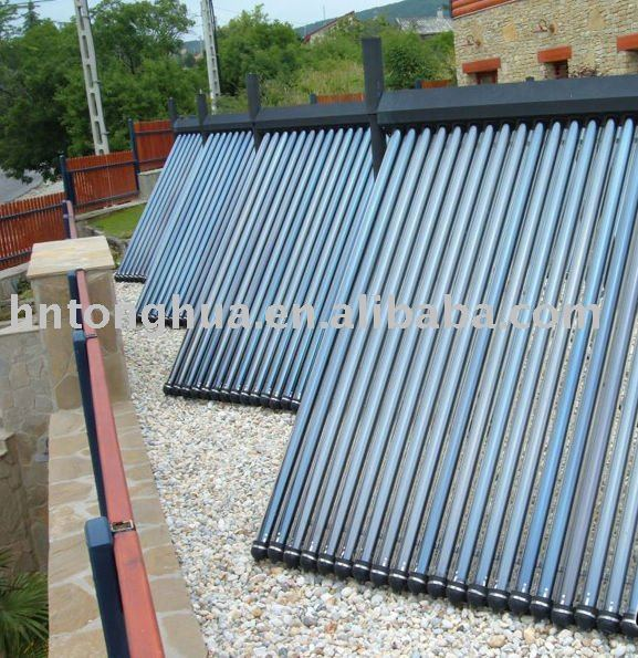 25 tube Heat Pipe Solar Collector