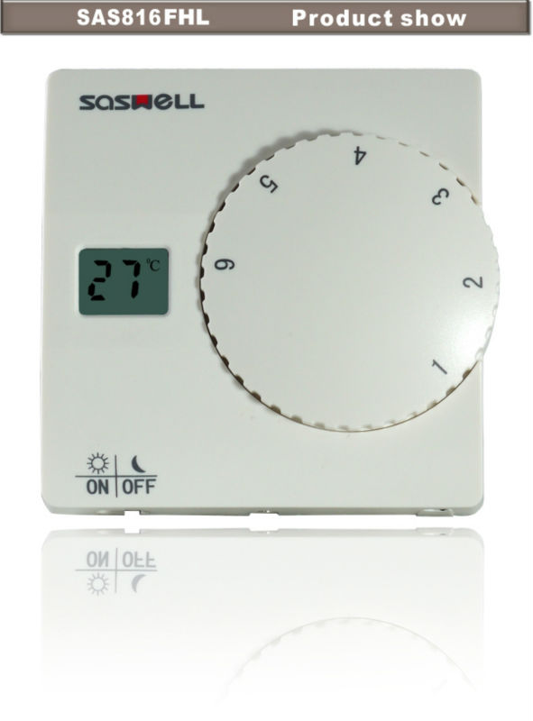 Heating Radiant gas and oil heating room Thermostat