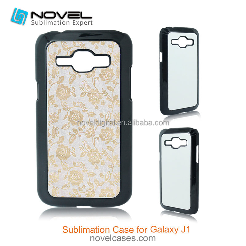 Best Selling ! 2D Sublimation Phone Case Housing for Samsung Galaxy J1, DIY Phone Cover