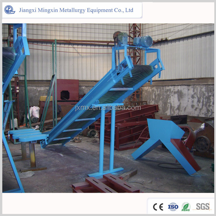 High Quality Small Portable Belt Conveyor Machine