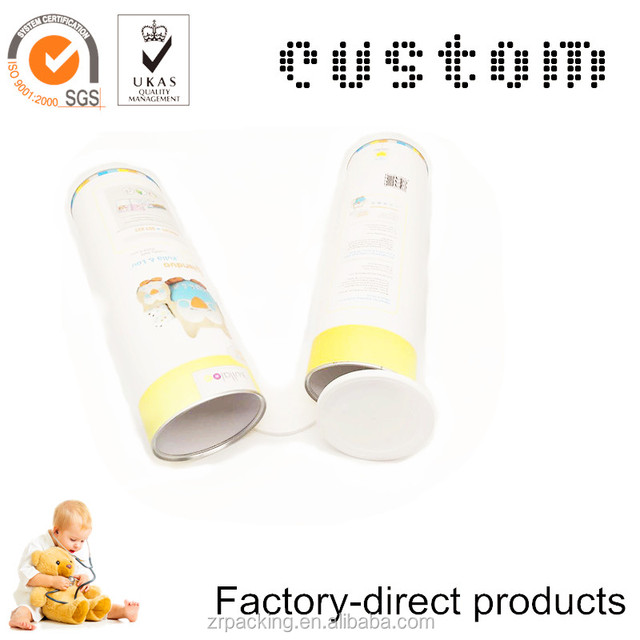 China wholesale paper packaging box tube for different kinds of toys