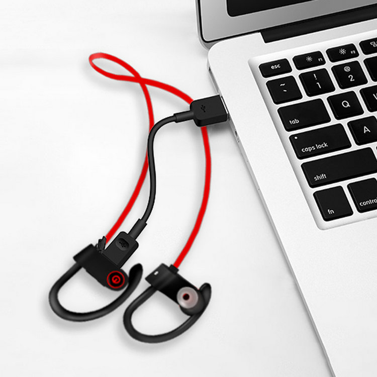Hot Selling Wired Bluetooth Headphones Game Running Wired Earphone In Ear