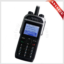 New With GPS Dual Mode scanner radio HYT Digital Migration Radio PD685G UHF 400-527MHz walkie talkie
