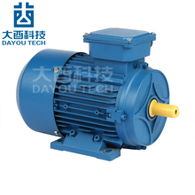 High Efficiency Low Noise 720 Rpm 415v 2700w Electric Motor With Variator