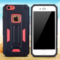 2016 Hot selling 2 in 1 combo Jazz style PC and TPU armor case for Samsung J5 J500 8 colors