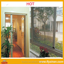 China Wholesale Pleated Fly screen Doors and Windows