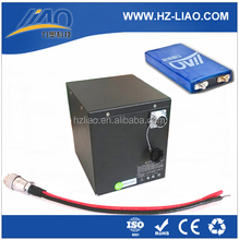 Factory price lithium-ion battery 24v 100ah solar system/ UPS / Telecom system / energy storage system