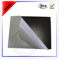High performance self-adhesive laminated flexible magnetic for sale