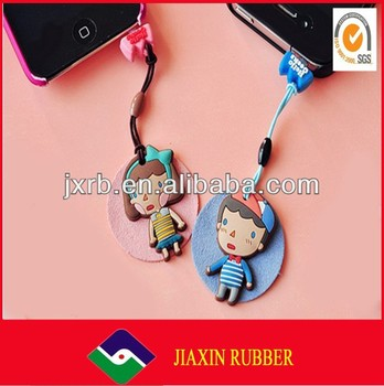 2014 ear cap/dust plug/cell phone ear cap