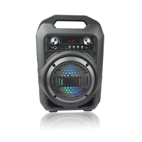 2018 wireless Speaker subwoofer box big audio speakers usb port Powerful speaker with fm radio