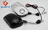 12V Motorcycle Mp3 Mirror,Motorcycle Rearview Mirror with Mp3